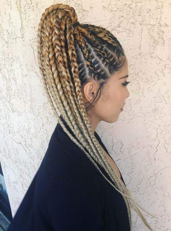 125+ Most Sought-after Cornrow Hairstyles