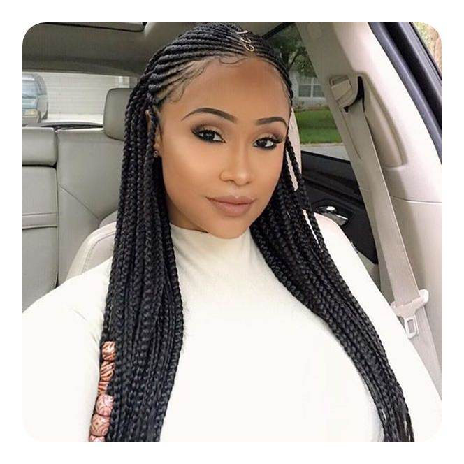 136 Stunning Lemonade Braids Perfect For Women Of All Ages