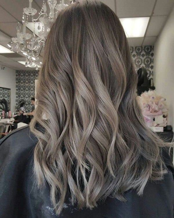 Hottest Brunette Trends: 101 Ash Brown Hair Ideas For 2018