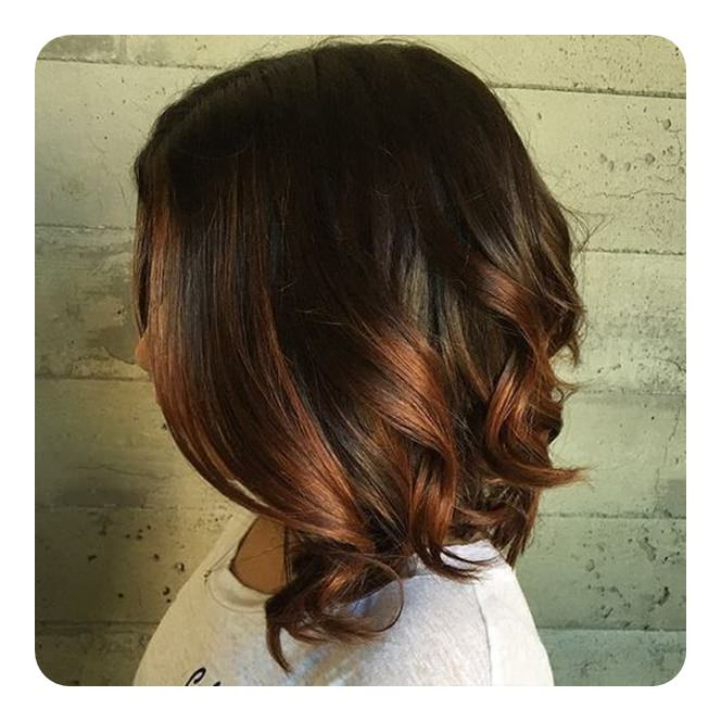919c2a89af5 Angeline Jolie looks classy with this hair color. If you think that chocolate  brown ...