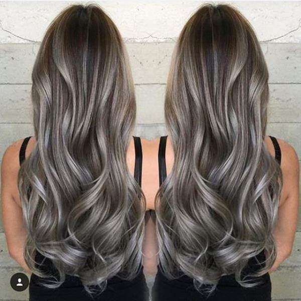 Hottest Brunette Trends 101 Ash Brown Hair Ideas For 2018