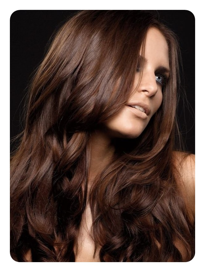 fd2e75f4e81 100+ Incredible Chocolate Brown Hair Perfect For The Holidays