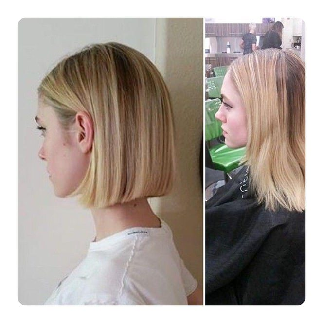 Blunt Cut Bob , Rock Your Edge with 100+ Haircuts to Choose From