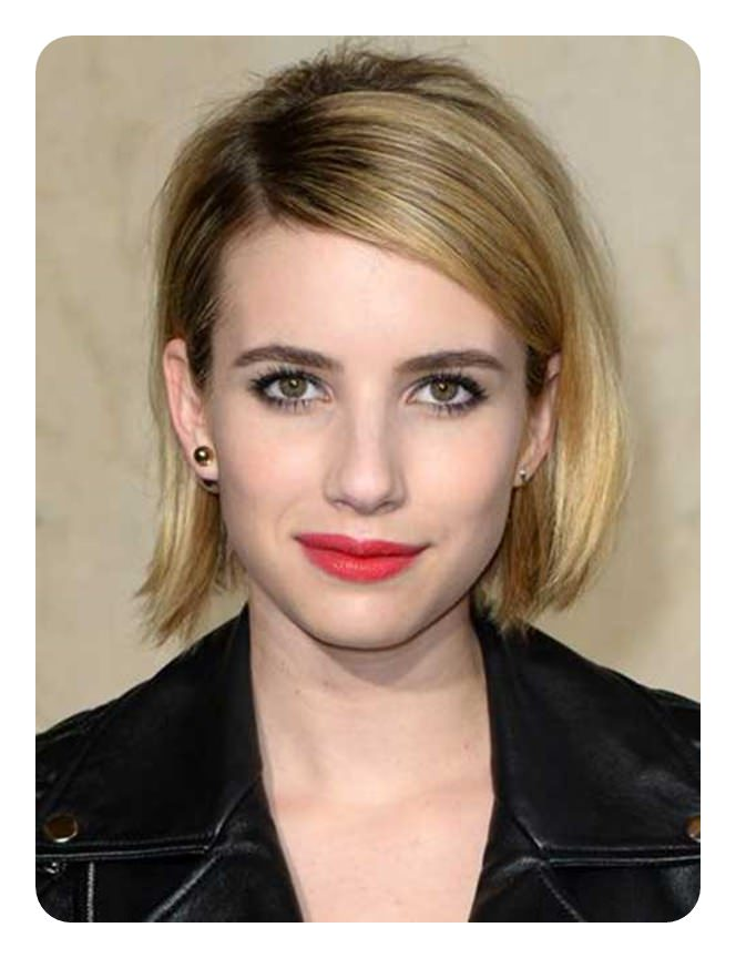 Blunt Cut Bob Rock Your Edge With 100 Haircuts To Choose From