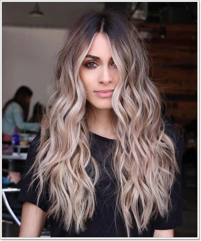 Long Hair Wavy Hairstyles For Women 80