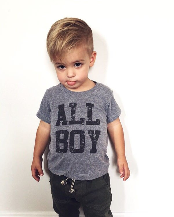 130 Adorable and Stylish Toddler Haircuts to Try