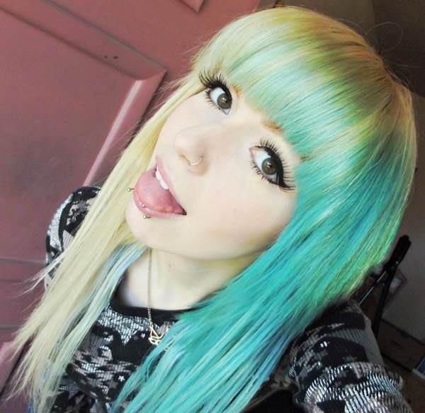 Emo Hair Style Ideas for Girls: Be a Punk Rockstar with Cool ...