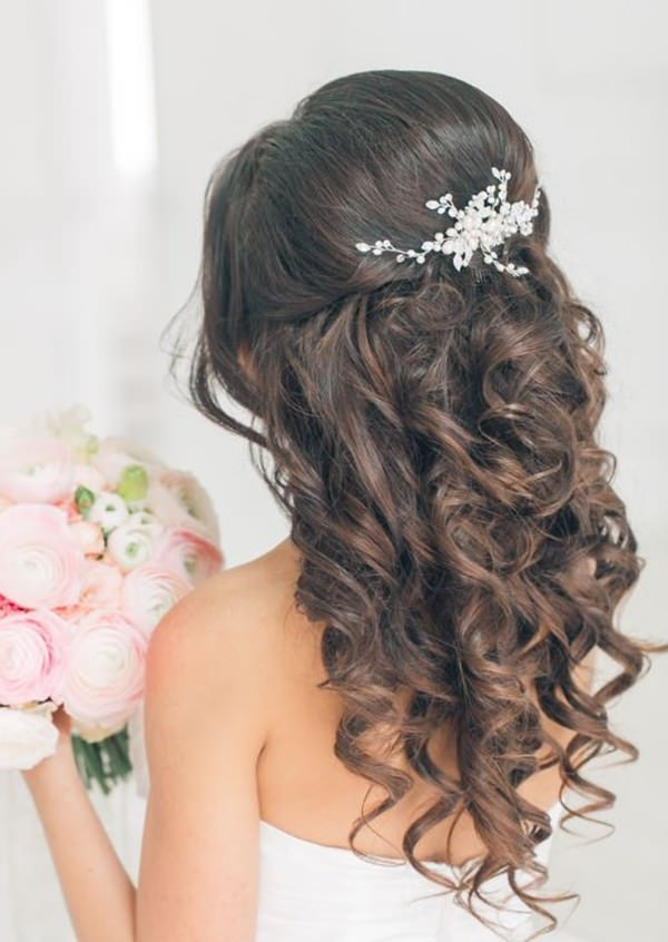 Wedding Hair Styles.145 Exquisite Wedding Hairstyles For All Hair Types