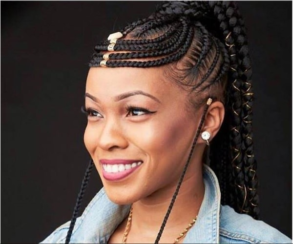 This Year S Trend 81 Timeless Fulani Braids To Go With Your