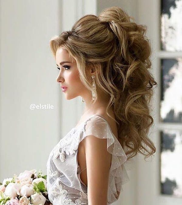 Wedding Hairstyle Photos: 145 Exquisite Wedding Hairstyles For All Hair Types