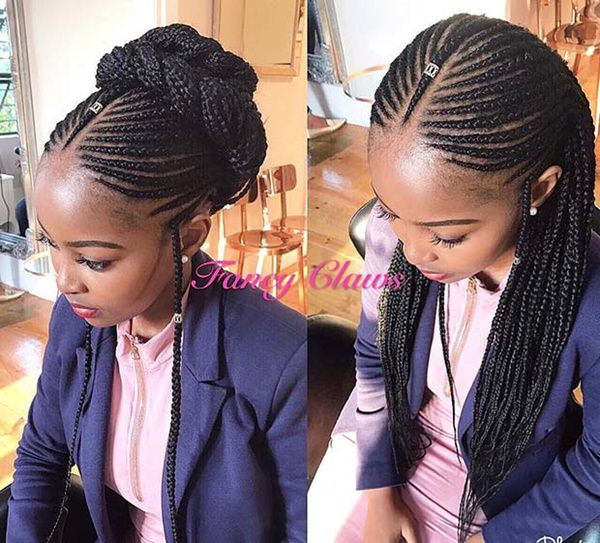 This Year S Trend 81 Timeless Fulani Braids To Go With
