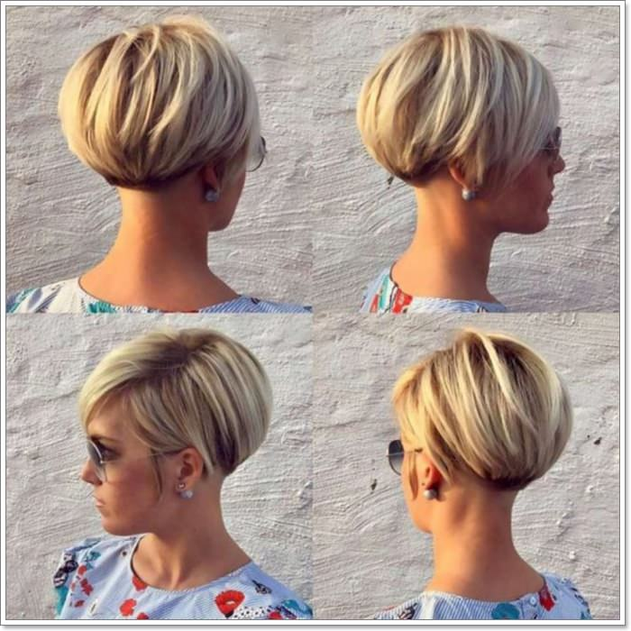 91 Por Wedge Haircut With A Modern Twist