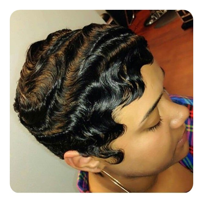 Finger Waves Hairstyle Inspirations For