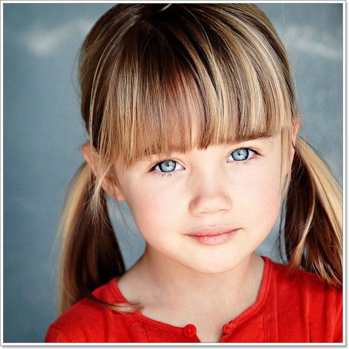 136 Adorable Little Girl Hairstyles To Try