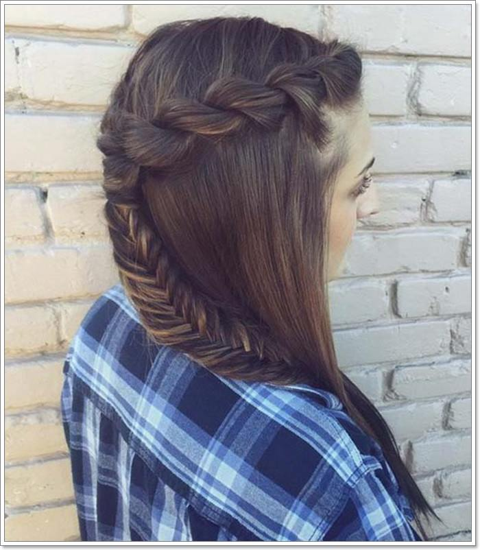Half Up Half Down Hairstyles For Straight Hair: 135 Whimsical Half Up Half Down Hairstyles You Can Wear