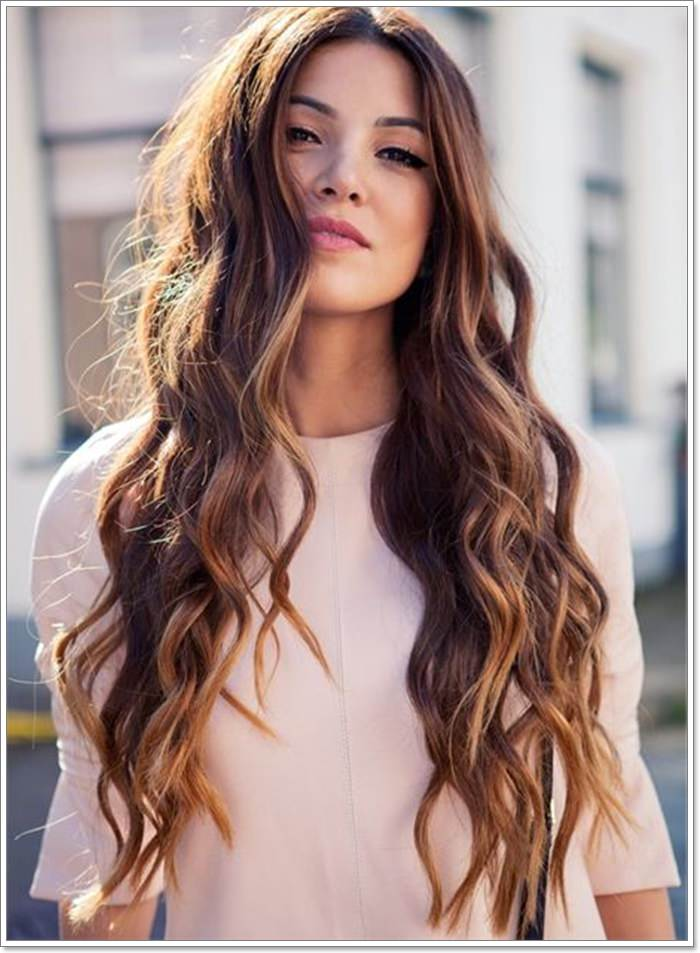 Long Hair Wavy Hairstyles For Women 29