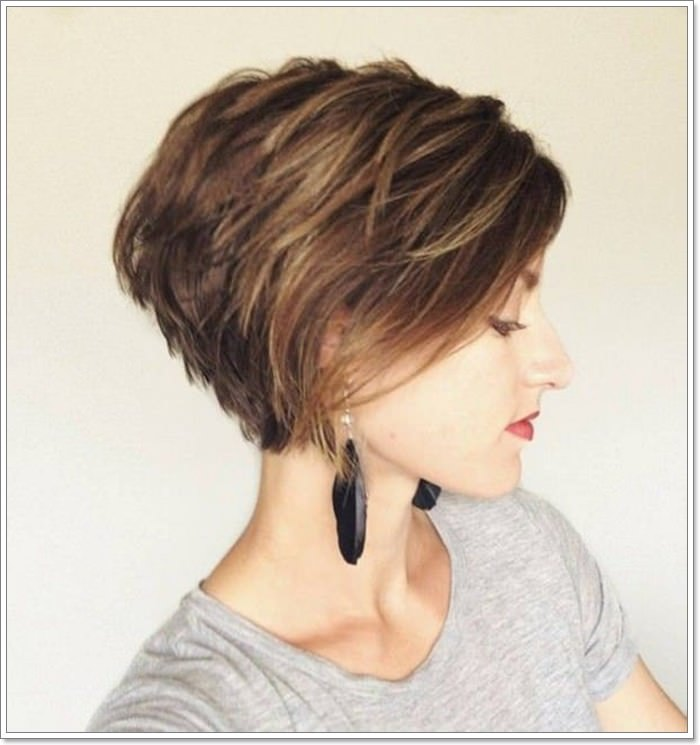 91 Popular Wedge Haircut With A Modern Twist