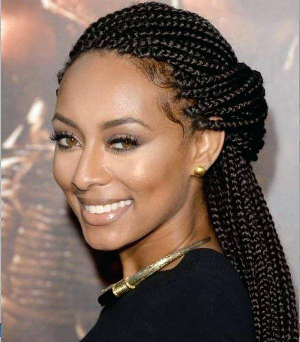 75 Best Black Braided Hairstyles For Powerful Looks