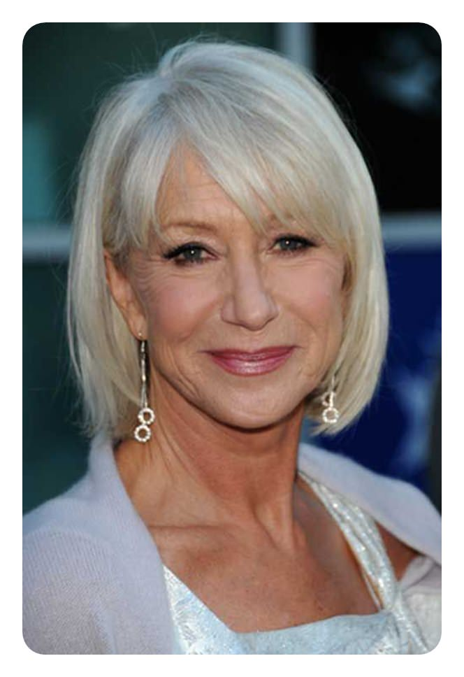 147 Fashionable Hairstyles For Women Over 50