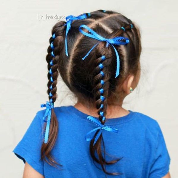 Astonishing 140 Braided Hairstyles For Little Girls Are Stunning To Give Them Natural Hairstyles Runnerswayorg