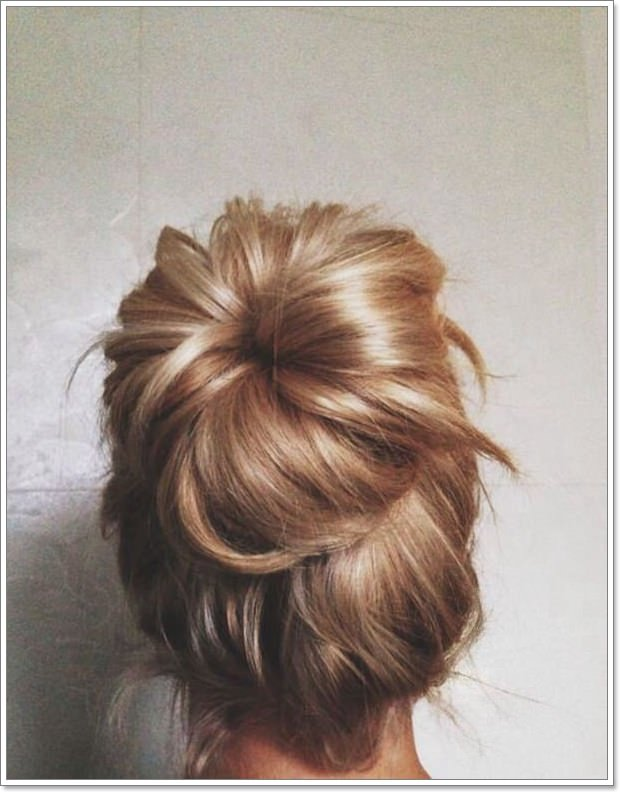 36 Fuss Free Messy Buns You Can Rock From Day To Night