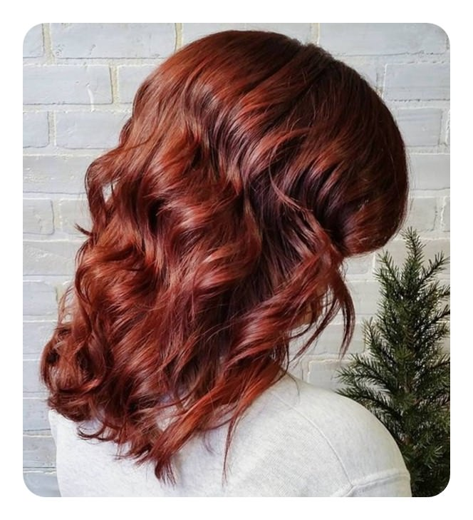 80 Stunning Red Hair With Highlights You Can Try Now