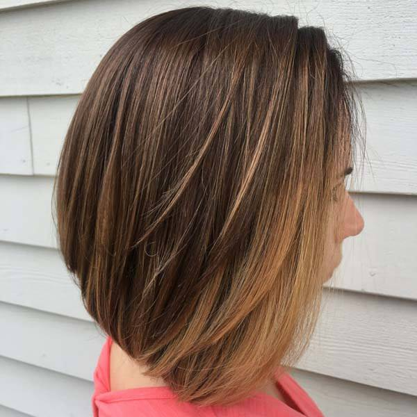Haircuts to make thin fine hair look thicker