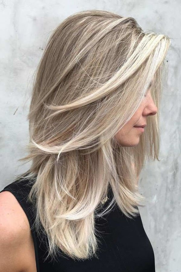 Long Hairstyles With Layers Straight Hair 34