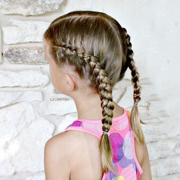 Long Hair Easy Cute Hairstyles For Little Girls 65