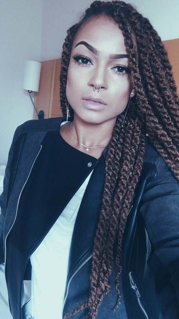 150 Breathtaking Ways to Style Marley Twists