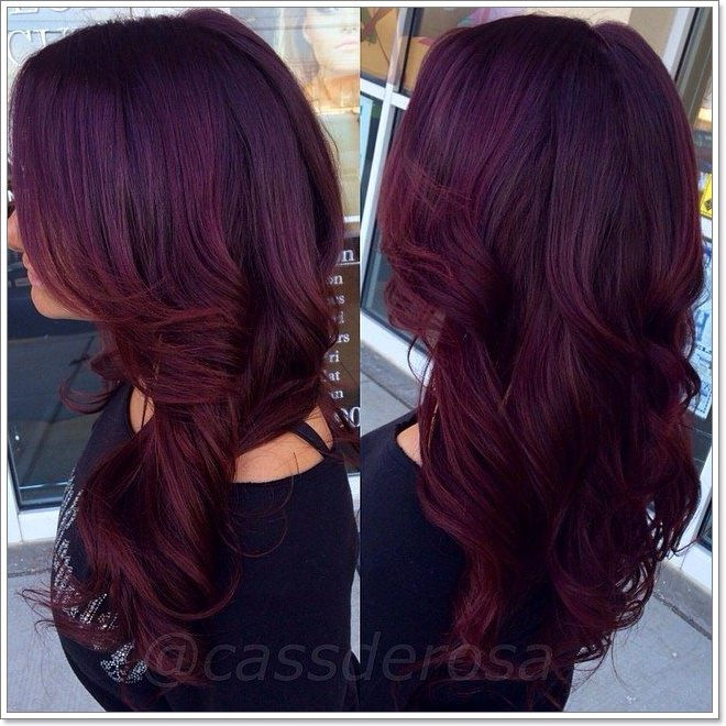 106 Burgundy Hairstyles For A Fiery Amp Fierce New You