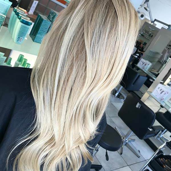 150 Most Requested Blonde Balayage Looks