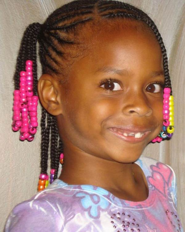 140+ Braided Hairstyles for Little Girls are Stunning to