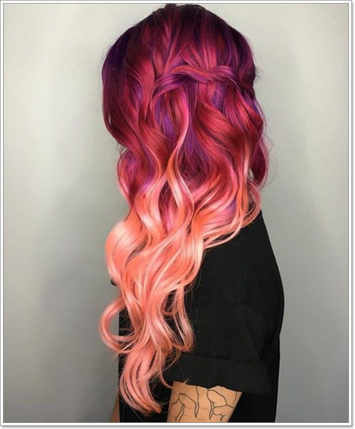 105 Mermaid Hairstyles That Ll Make You Want To Go To The