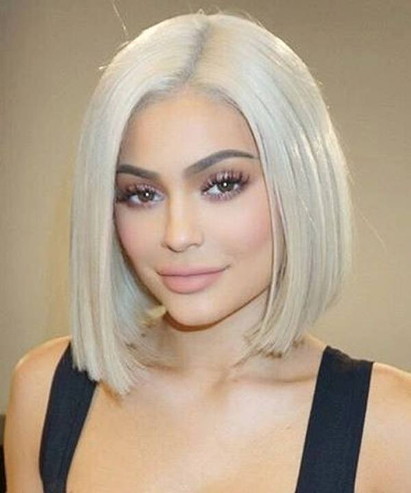 107 New Platinum Blonde Hairstyles