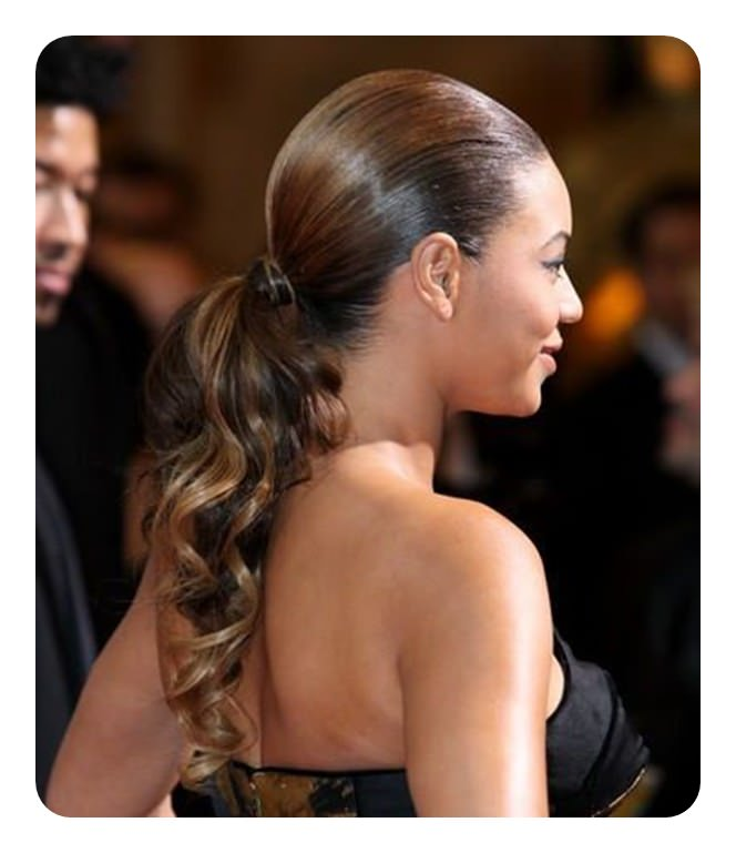 59 Timeless Weave Ponytail Hairstyles for Women