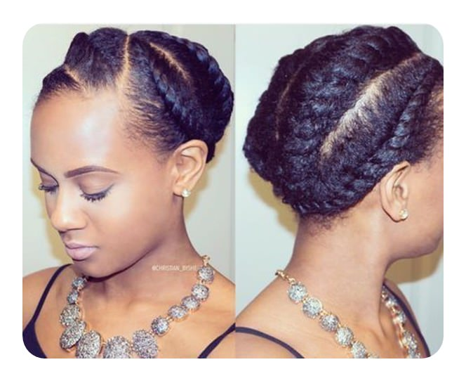 Tired Of Cornrows? 86 Coolest Flat Twist To Try This 2018