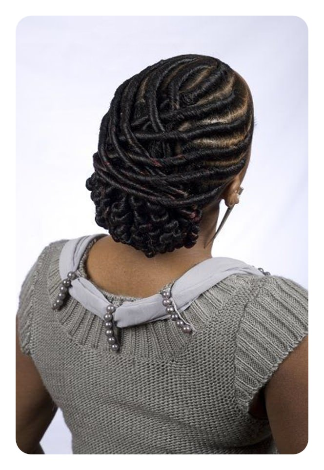 Tired Of Cornrows? 86 Coolest Flat Twist To Try This 2018!