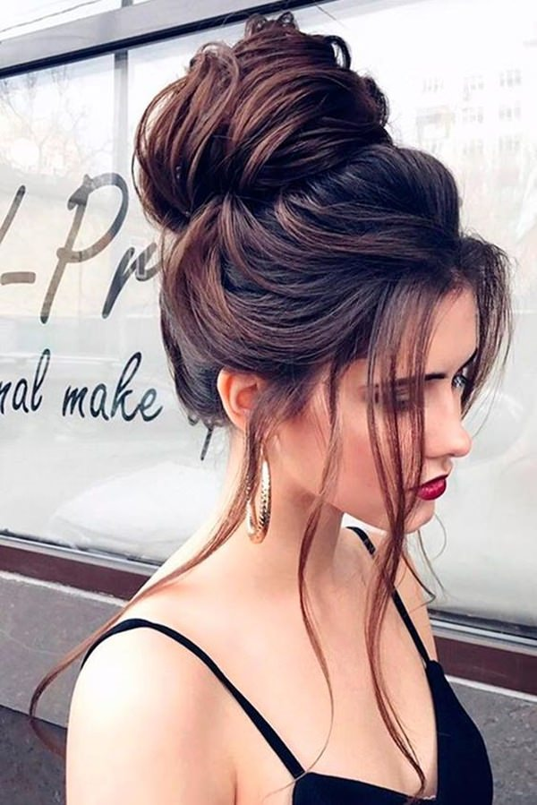 70 Prom Hair Ideas To Sparkle Like You Were A Queen