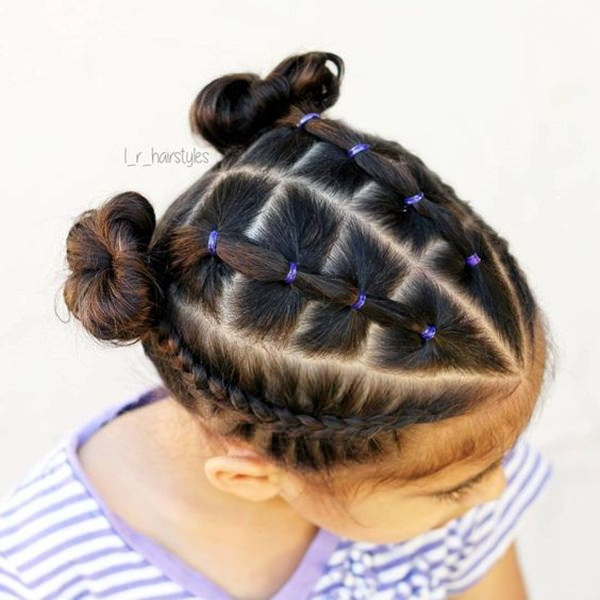 140 Braided Hairstyles For Little Girls Are Stunning To