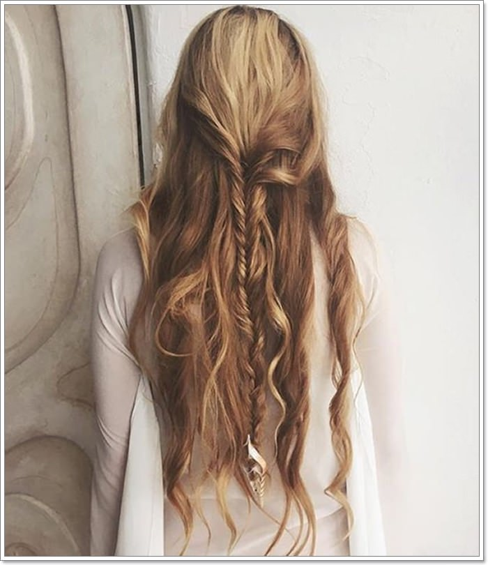 105 Mermaid Hairstyles That Ll Make You Want To Go To The Beach Asap