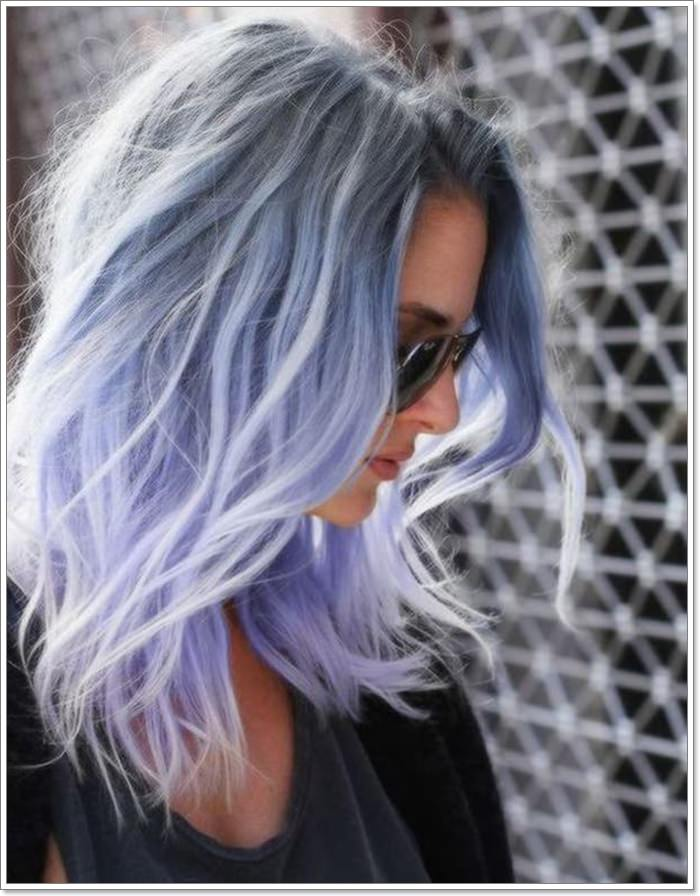 75 Pastel Hair Colors That Soften And Brighten Your Looks
