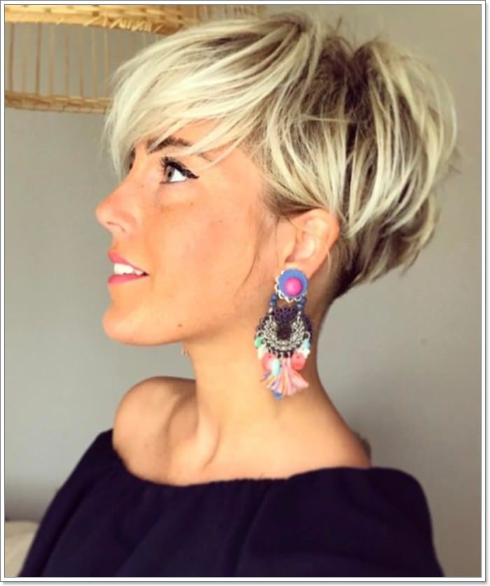 85 Gorgeous Pixie Bob Haircuts To Get For The Next Summer