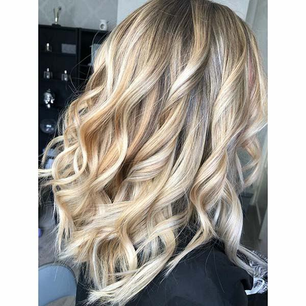 150 Most Requested Blonde Balayage Looks!