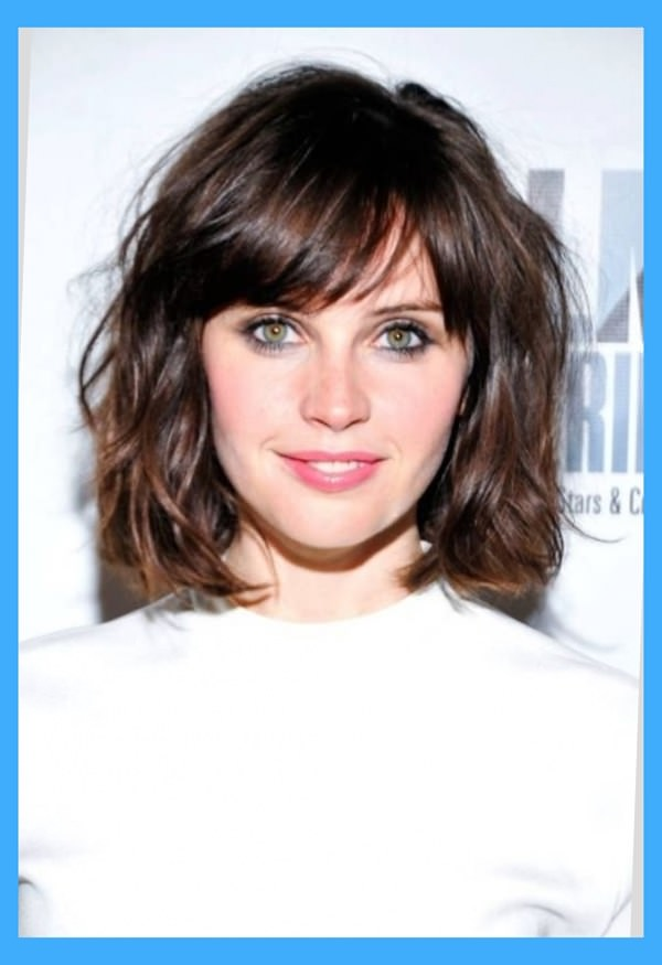 98 Gorgeous Face Framing Side Swept Bangs To Try