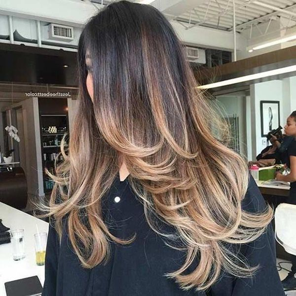 Pictures of mid length hair with layers yourself