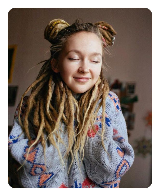 115 Cool Dreadlocks Styles That'll Work On All Hair Types