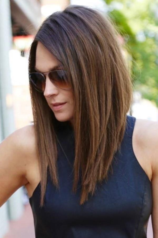 125 Hairstyles For Naturally Straight Hair A Comprehensive