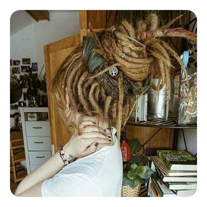 115 Cool Dreadlocks Styles That\'ll Work on All Hair Types