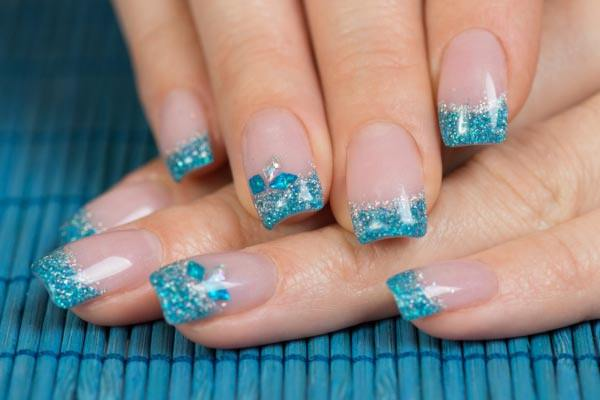 Be A Royalty With These 101 Gorgeous French Tip Nail Ideas